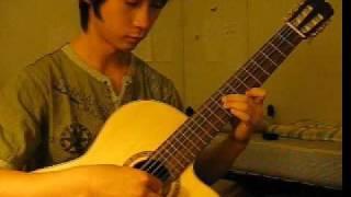 Bèo Dạt Mây Trôi (for classical guitar)