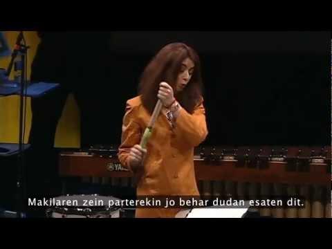 abantianBIT Entzutea enpatia Komunikazioa Evelyn Glennie euskarazko subtituluekin abantian