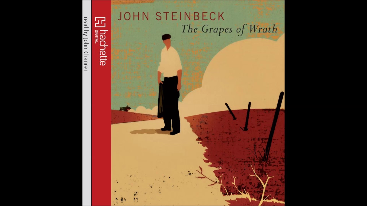 the portrayal of transcendentalism in grapes of wrath by john steinbeck Find helpful customer reviews and review ratings for grapes of wrath at amazoncom read since john steinbeck always its uncompromising portrayal of.