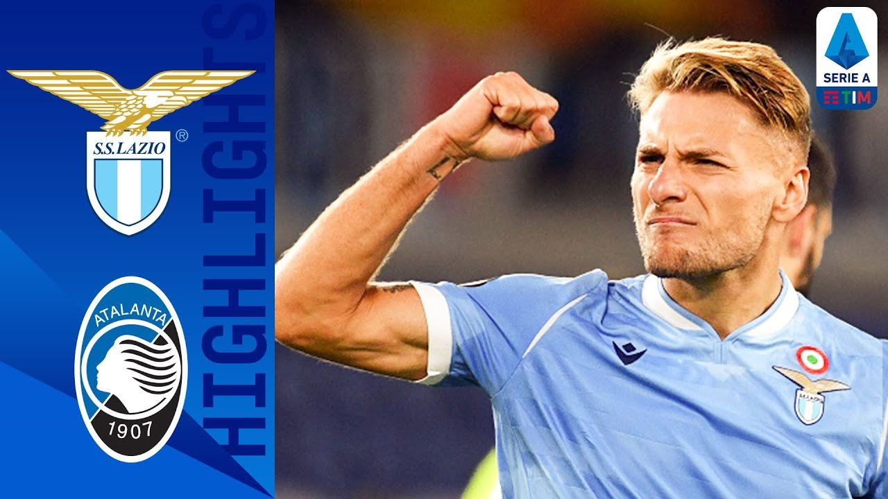 Lazio 3-3 Atalanta | Last Minute Immobile Penalty Completes 3-Goal Comeback! | Serie A