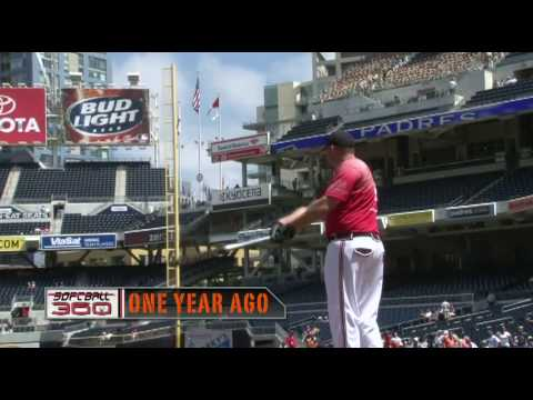 Softball 360: Long Haul Bombers  Pat Petco Park, San Diego - Part 3