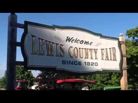 Lewis County Fair 2016