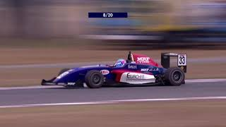 Dylan Young 2019 MRF Challenge Highlights: Chennai Race 1