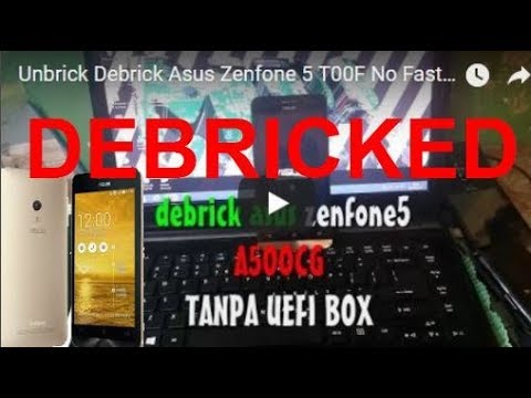Servis Asus Zenfone tidak bisa masuk Fastboot Recovery maupun Droidboot   Unbrick Debric Asus.