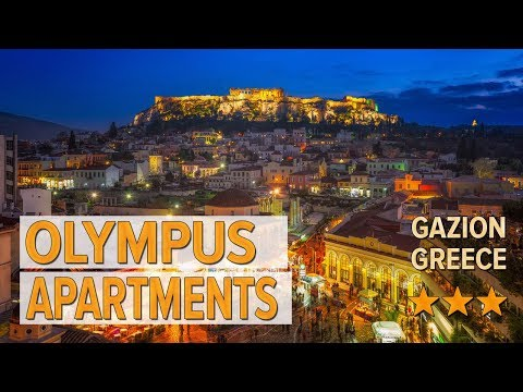 Olympus Apartments hotel review | Hotels in Gazion | Greek Hotels