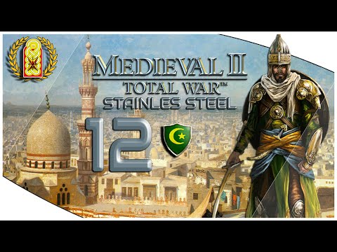 Medieval 2 Total War Stainless Steel Seljuk Empire Rise Campaign | PART 12