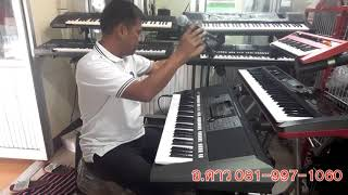 Baixar yamaha 670 770 970อ.ดาวF.Dao starmusic ubon รีวิว จังหวะ เสียงแซ้ม 22/12/2017