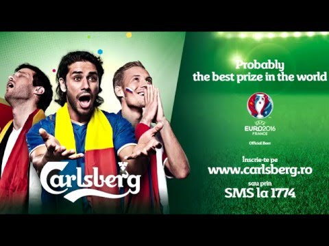 Carlsberg - Play on Pitch