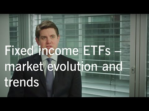 Fixed income ETFs – market evolution and trends