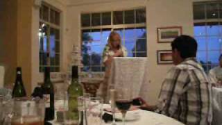 Mother of the Bride Wedding speech & Toast