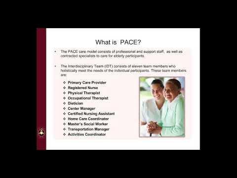 Cherokee Elder Care's PACE