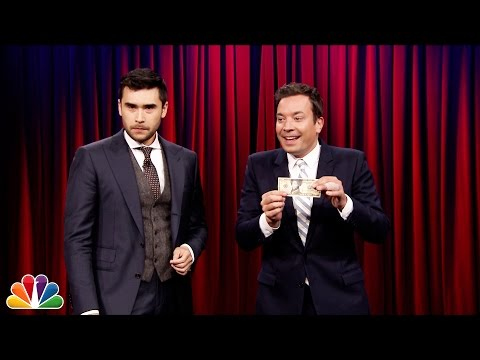 Thumbnail: Magician Dan White Plays Hand Pocket with Jimmy Fallon