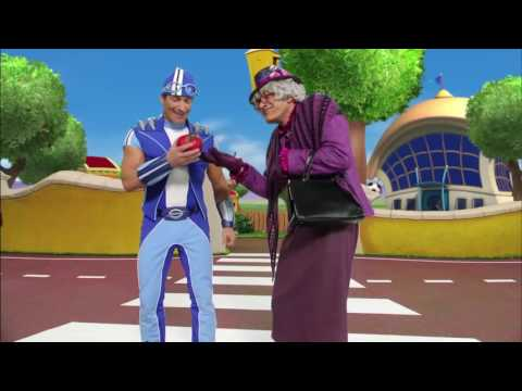 we are number one but it's backwards but the audio slowly unsyncs from the video