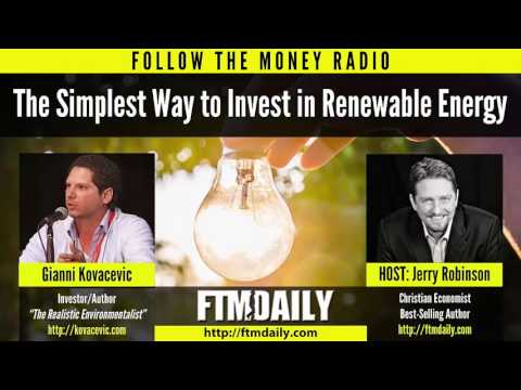 The Simplest Way To Invest In Renewable Energy