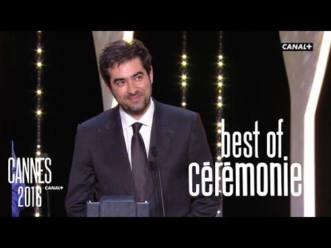 Prix d'interprétation masculine : Shahab Hosseini - Cannes 2016 - CANAL+