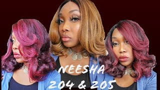 Outre Is BACK! | NEW Neesha 204 & 205 Review