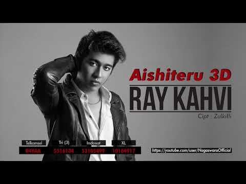 Ray Kahvi - Aishiteru 3D (Official Audio Video)