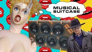 Musical suitcase