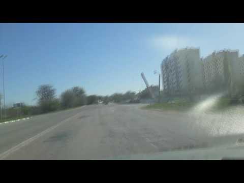 КРЫМ!!!Поездка Харьков-Ялта через Чонгар.29.04.2017