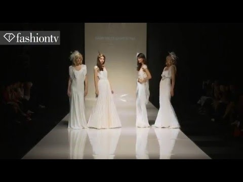 Bridal Fashion Show at White Gallery London