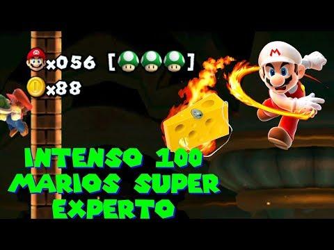 Por esto me llaman el señor de los quesos 🧀 | Mario maker en español