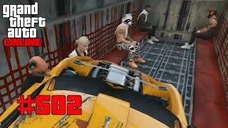 GTA 5 Online Gefangen im Titan [Deutsch] #502 Let´s Play GTA Online