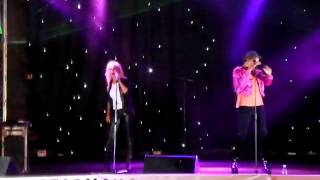 Jessica Folcker ft. Tess - How Will I Know (Who You Are) - (Istra, Russia, 2012)
