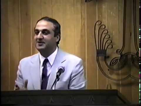 "Br Ashot Ashikian  ""Life Testimony and Revival in Armenia"""