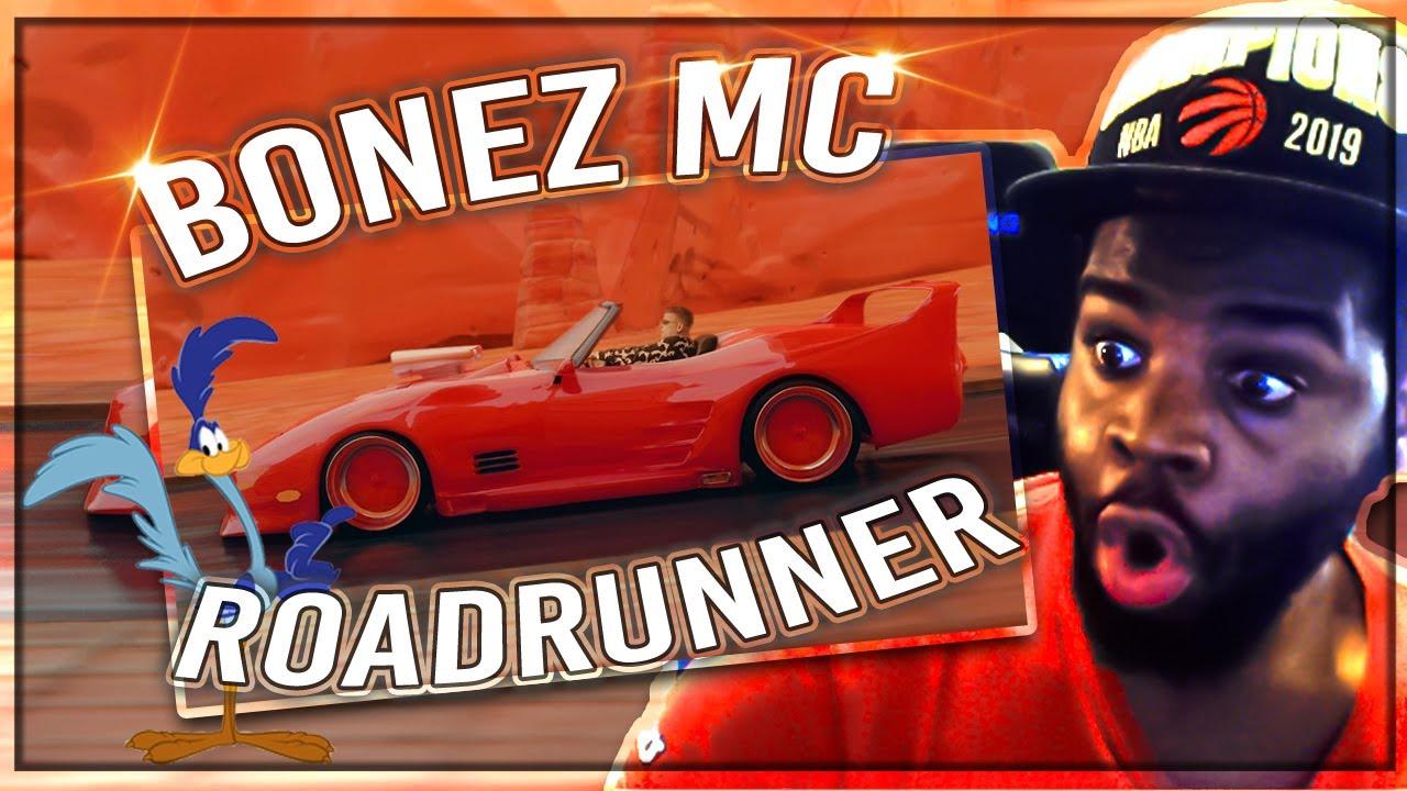 BONEZ MC - Roadrunner (Official Video) REACTION!!