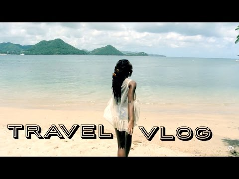 A TRAVEL VLOG: DOMINICA VIA ST.LUCIA | WEST INDIES/ THE CARIBBEAN