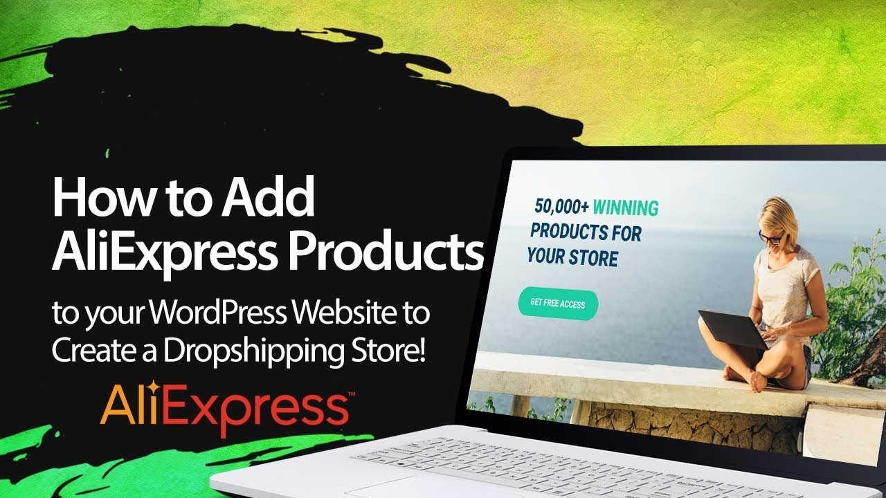 DropshipMe Tutorial - Add AliExpress Products to WordPress Website (FREE!)