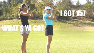 GUYS VS GIRLS AT THE GOLF CLUB OF CALIFORNIA // PART 1