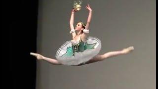 Beatriz Kuperus 2015, age 15,  La Esmeralda,  1st Place Senior Classical, YAGP2016 Denver