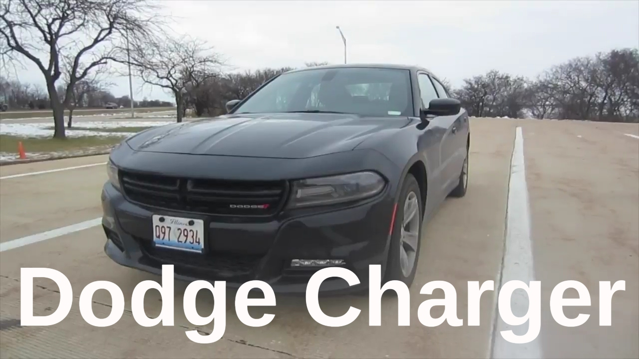 2016 Dodge Charger Full Rental Car Review And Test Drive Youtube