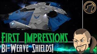 elite dangerous first impressions bi weave shields first impressions