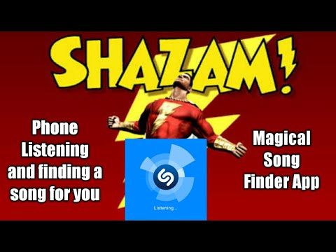 Best Music App | How To Use Shazam | Best Song Download App | All songs of world at your finger Tips