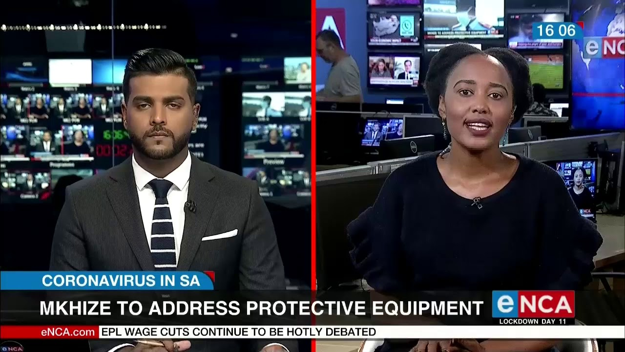 Health workers threaten to stand down - eNCA