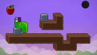 Apple Worm Game Walkthrough