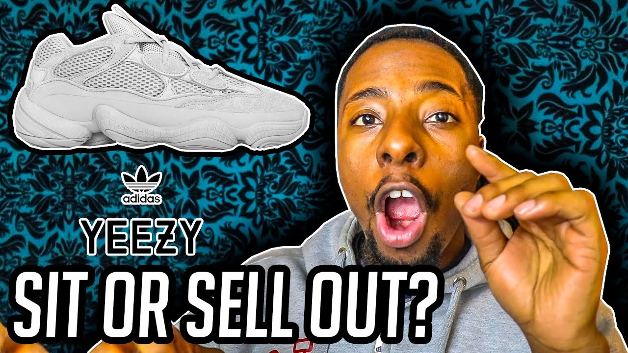 c7dfb448a4127 Will The Yeezy 500 Salt Sell Out  Are They Worth Buying  - YouTube