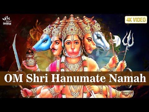 Hanuman Mantra - Om Shree Hanumate Namaha | Hanuman Songs | Hanuman Ji Ke Gane | Bhakti Song