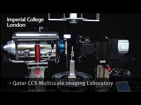Qatar CCS Multiscale Imaging Laboratory
