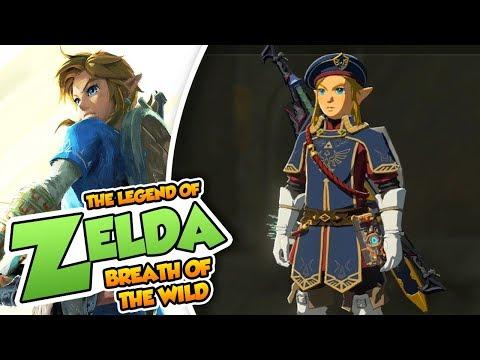 ¡El uniforme de la guardia Real!  #82 DLC 2  TLO Zelda: Breath of the Wild en Español Switch