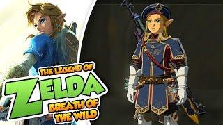 ¡El uniforme de la guardia Real! - #82 DLC 2 - TLO Zelda: Breath of the Wild en Español (Switch)