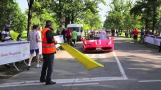 1000 Miglia Scuderia Ferrari club Vedano al Lambro