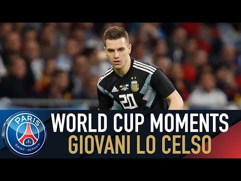 WORLD CUP MOMENTS - GIOVANI LO CELSO