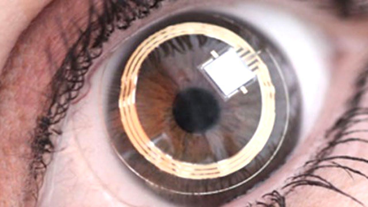 Google Will Make Contact Lenses