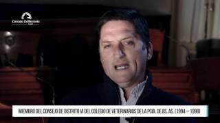 HCD Tandil concejal Claudio Ersinger
