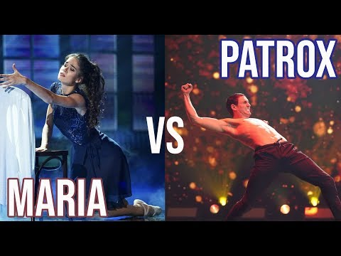 Maria & patroX Masters of Dance