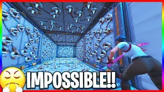The Impossible DEATH RUN in Fortnite!