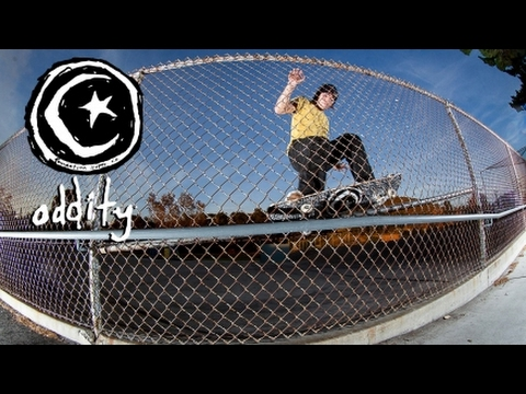 Thrasher Magazine   Ryan Spencer's Oddity Part